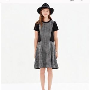 Madewell Textured Tribune Dress